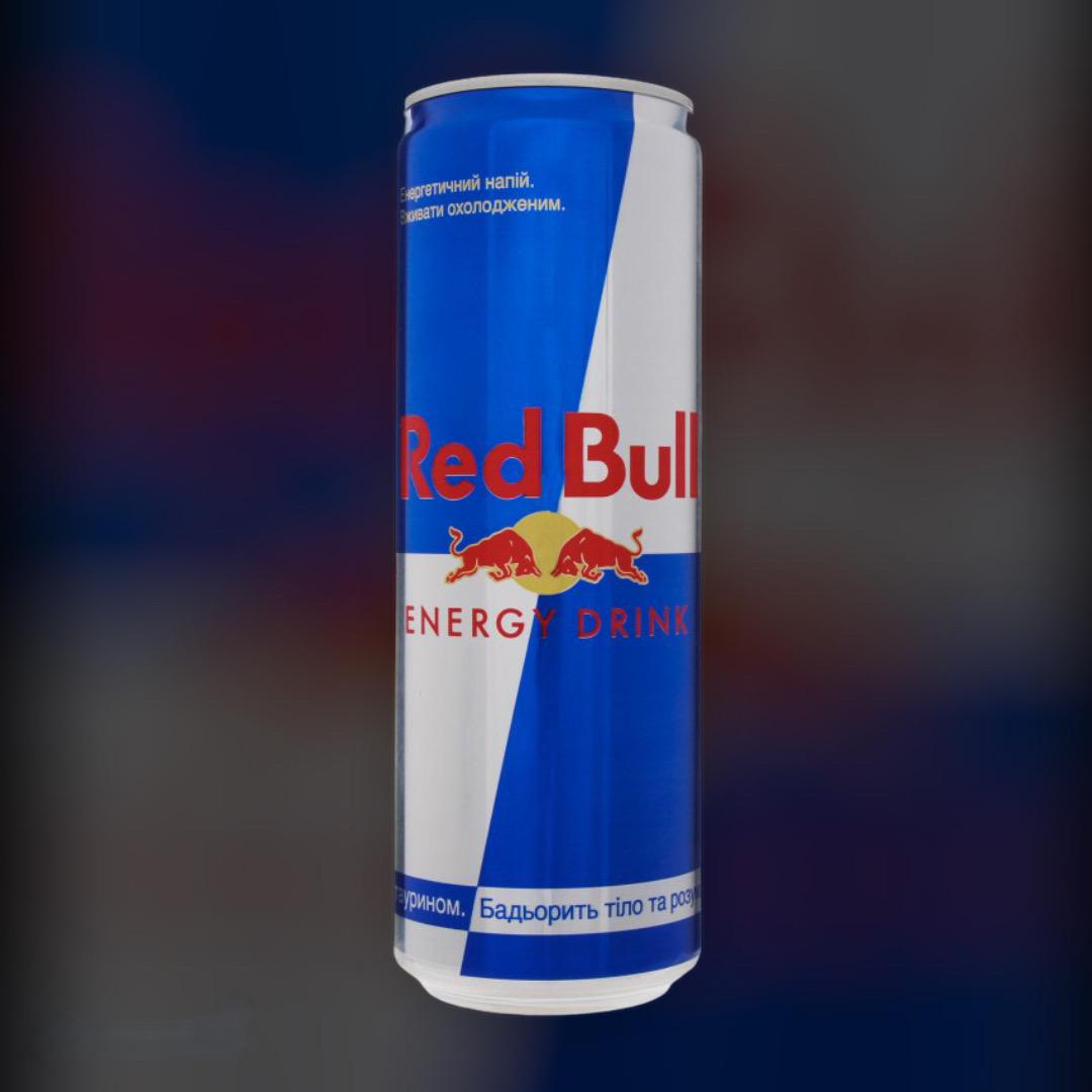 Напиток энергетический Red Bull 0,473 л