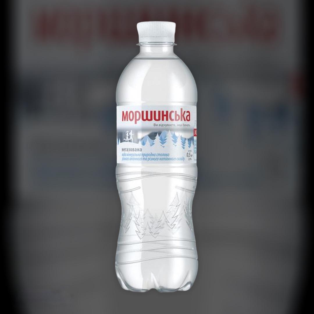 Вода Моршинська  0,5 л