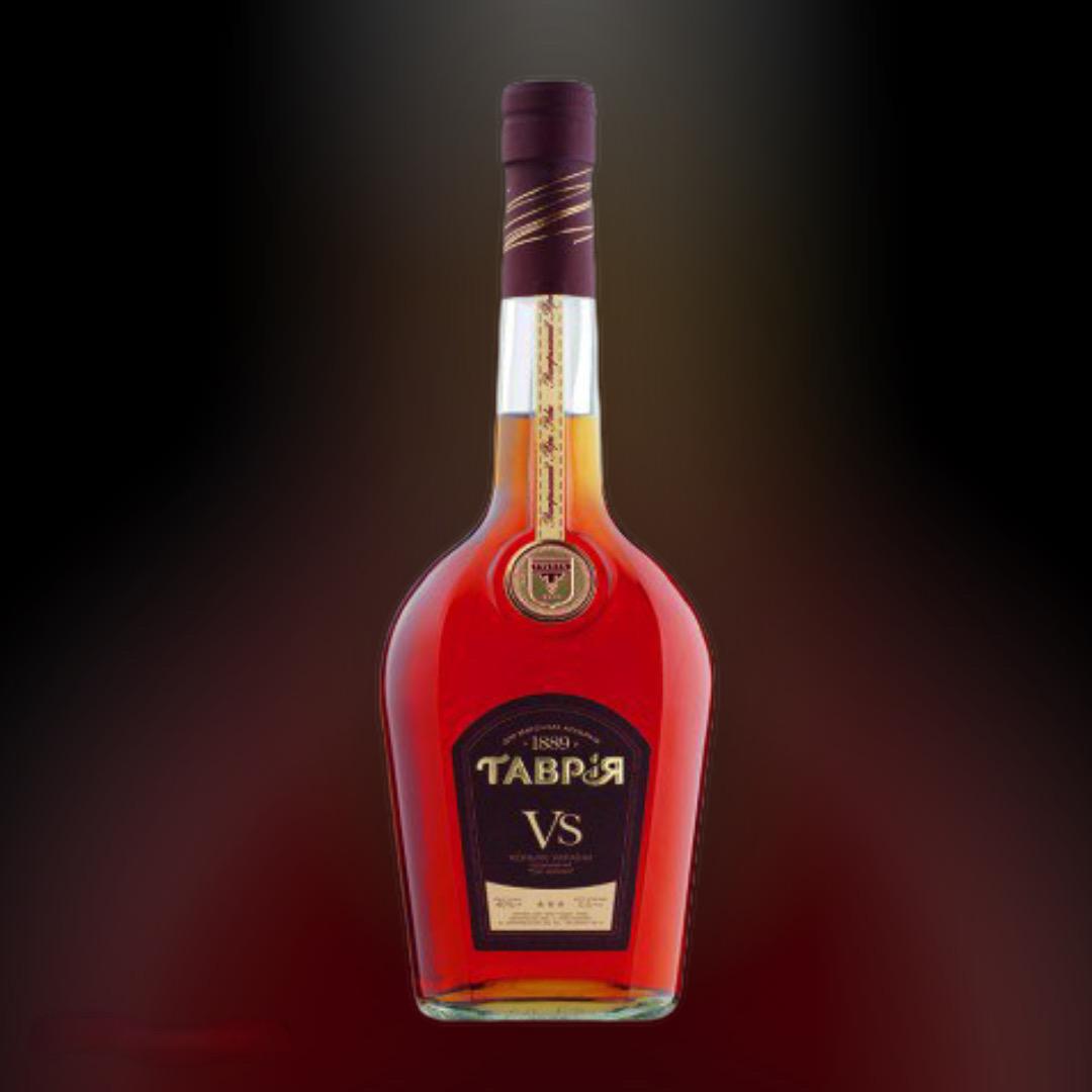 Бренди Tavria V.S. 40% 0,5 л