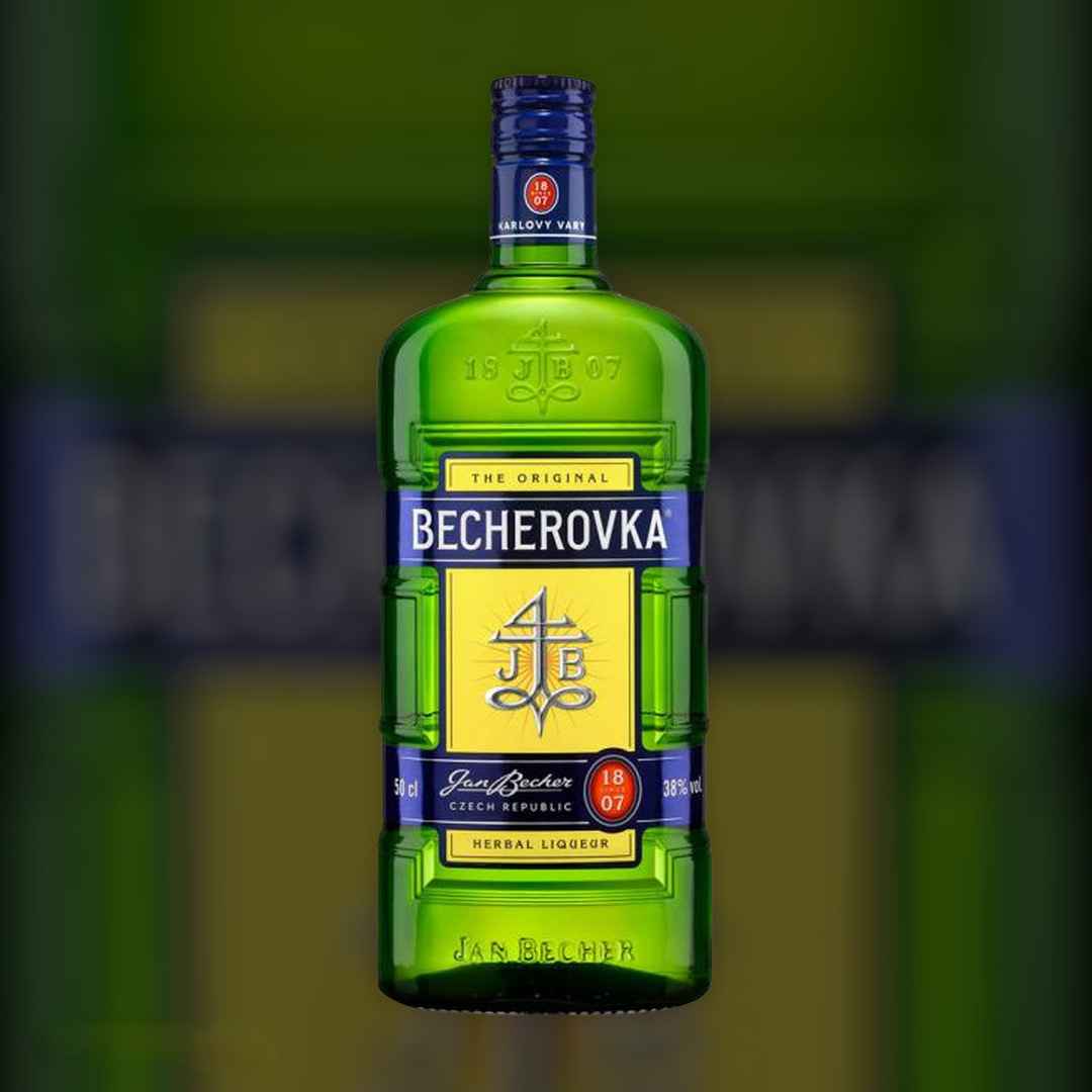 Доставка ликера Becherovka круглосуточно по Киеву