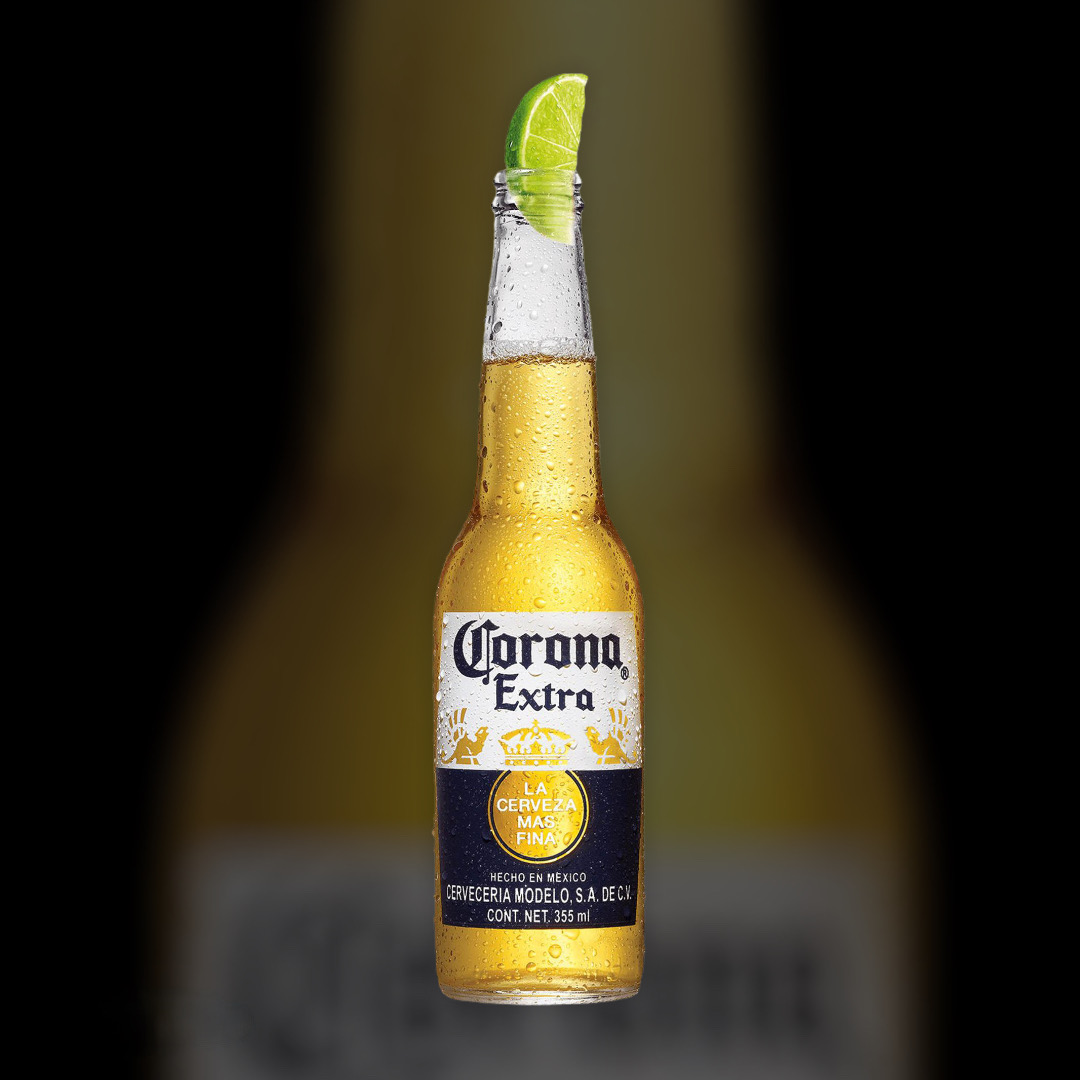 Пиво Corona Extra светлое фильтрованное 4.2% 0,355 л
