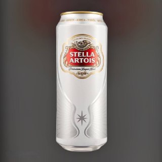 ПивоStella Artois светлое фильтрованное 5% 0,5 л