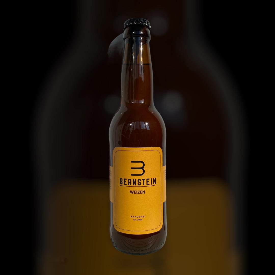 Крафтовое пиво Bernstein Weizen 5,5% 0,33 л