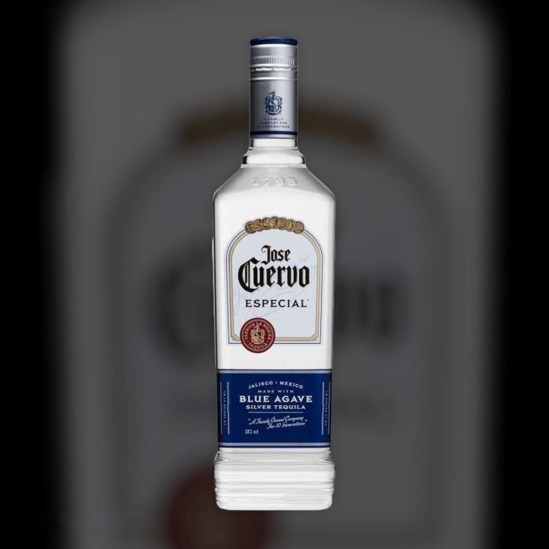Текила Jose Cuervo Especial Silver  38% 0,5 л