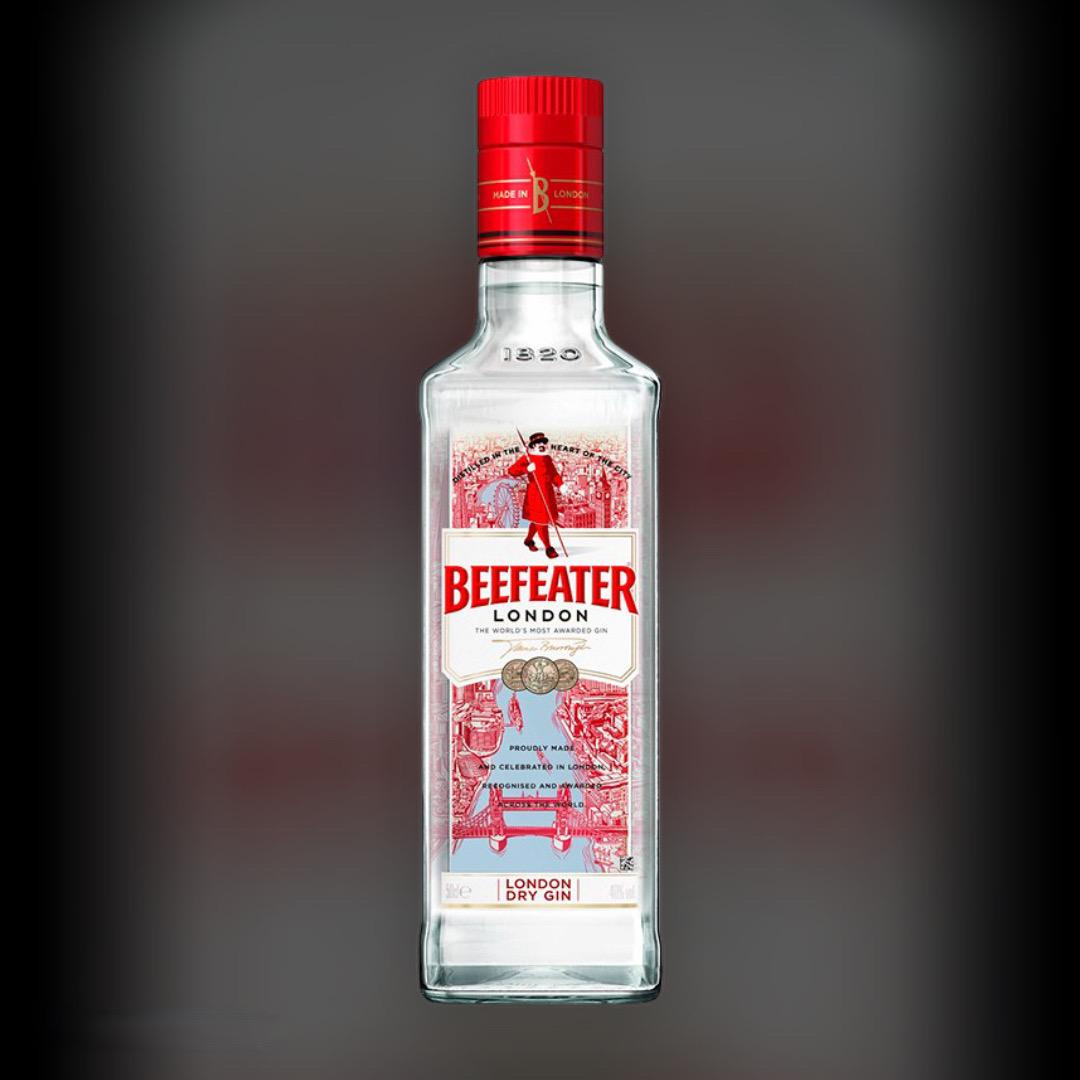 Джин Beefeater40% 0,5 л