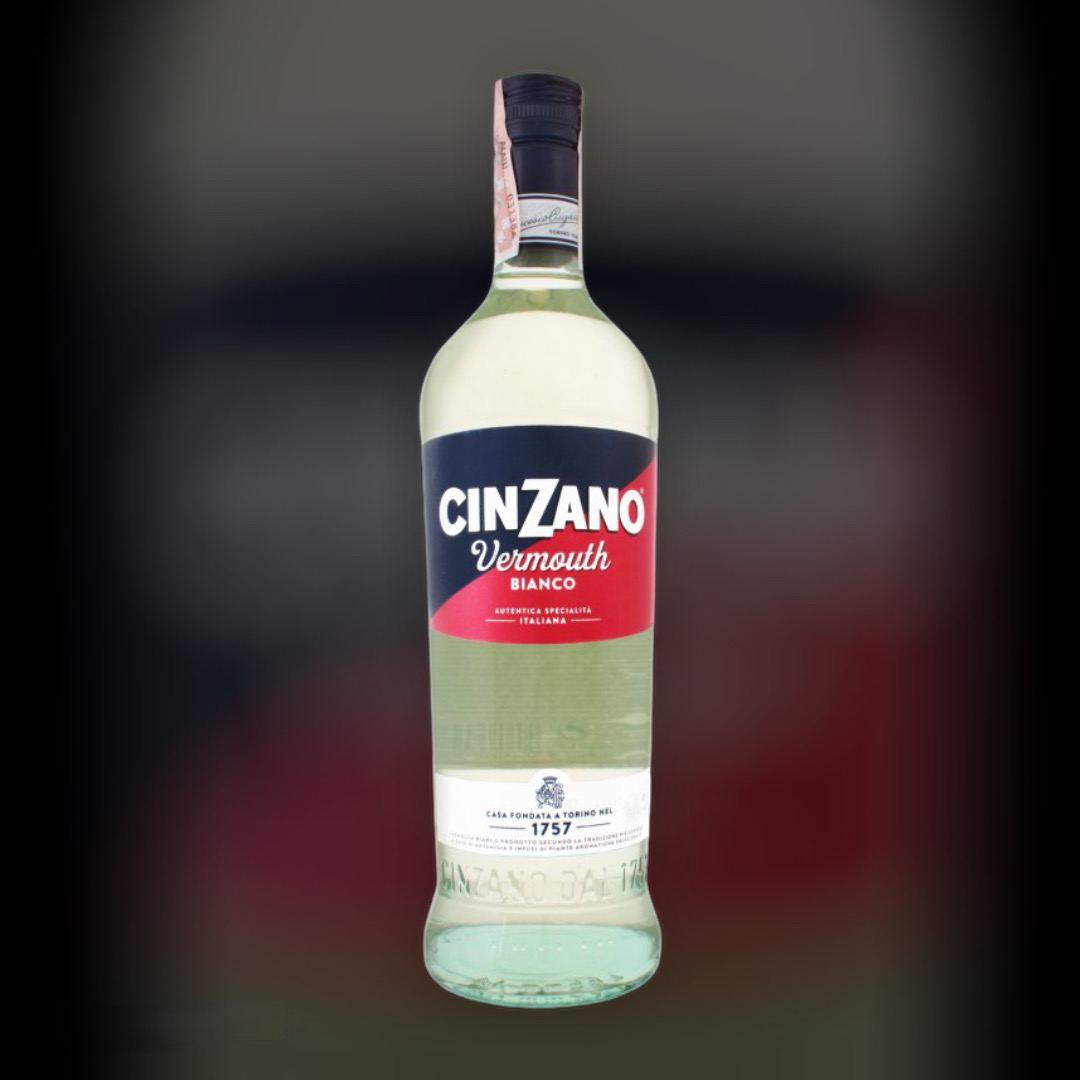 Вермут CINZANO Bianco 15% 0,5 л