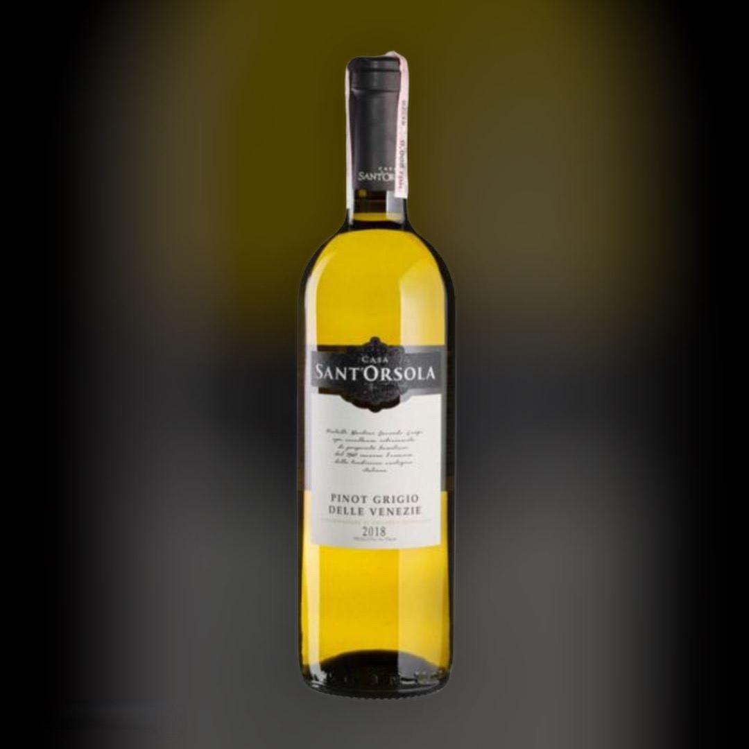 Доставка вина Sant'Orsola Pinot Grigio круглосуточно по Киеву