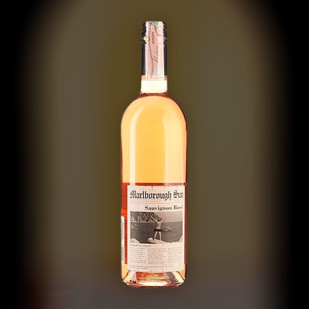 Доставка вина Marlborough Sun Sauvignon Rose круглосуточно по Киеву