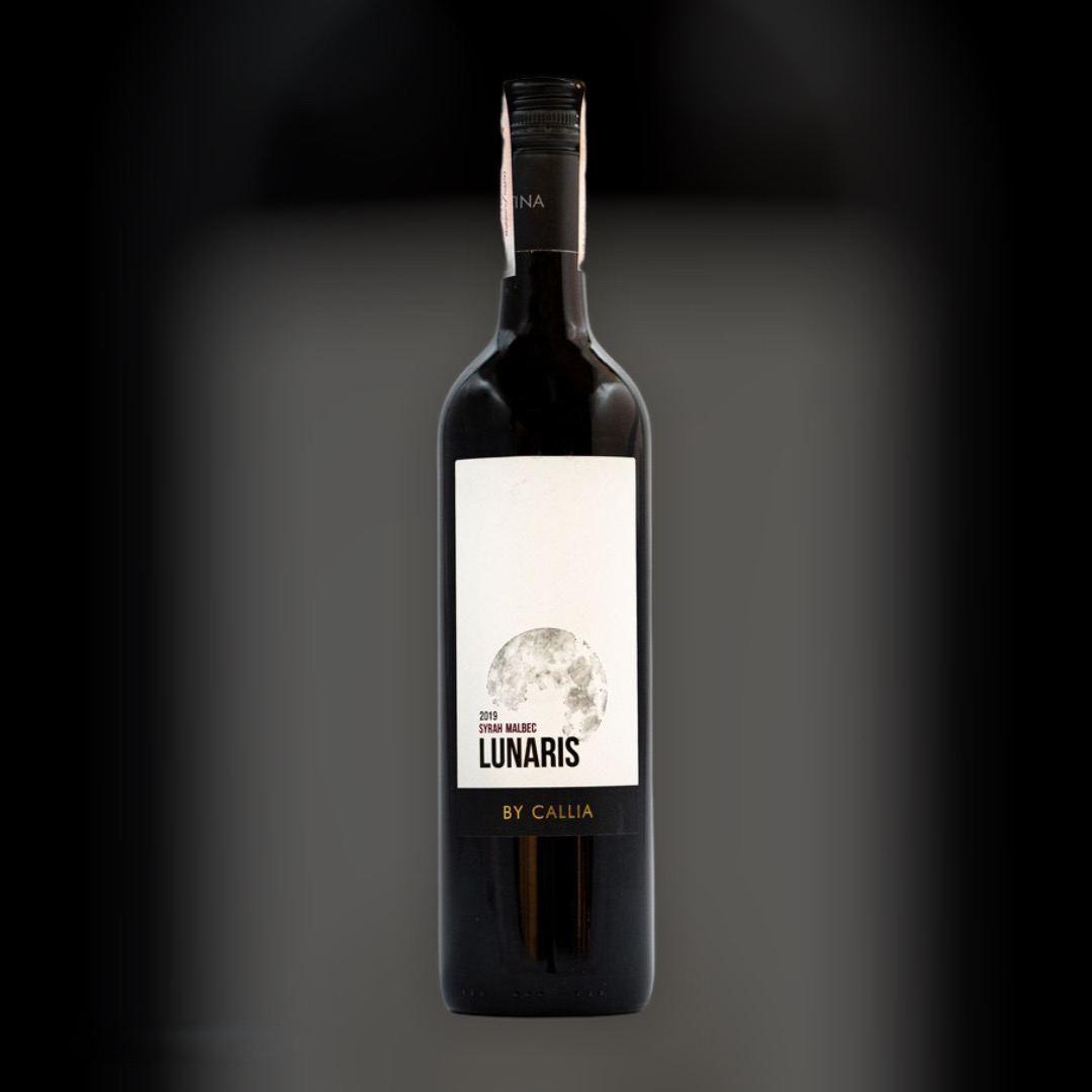Вино Lunaris Callia Malbec красное сухое 13 % Аргентина 0,75 л