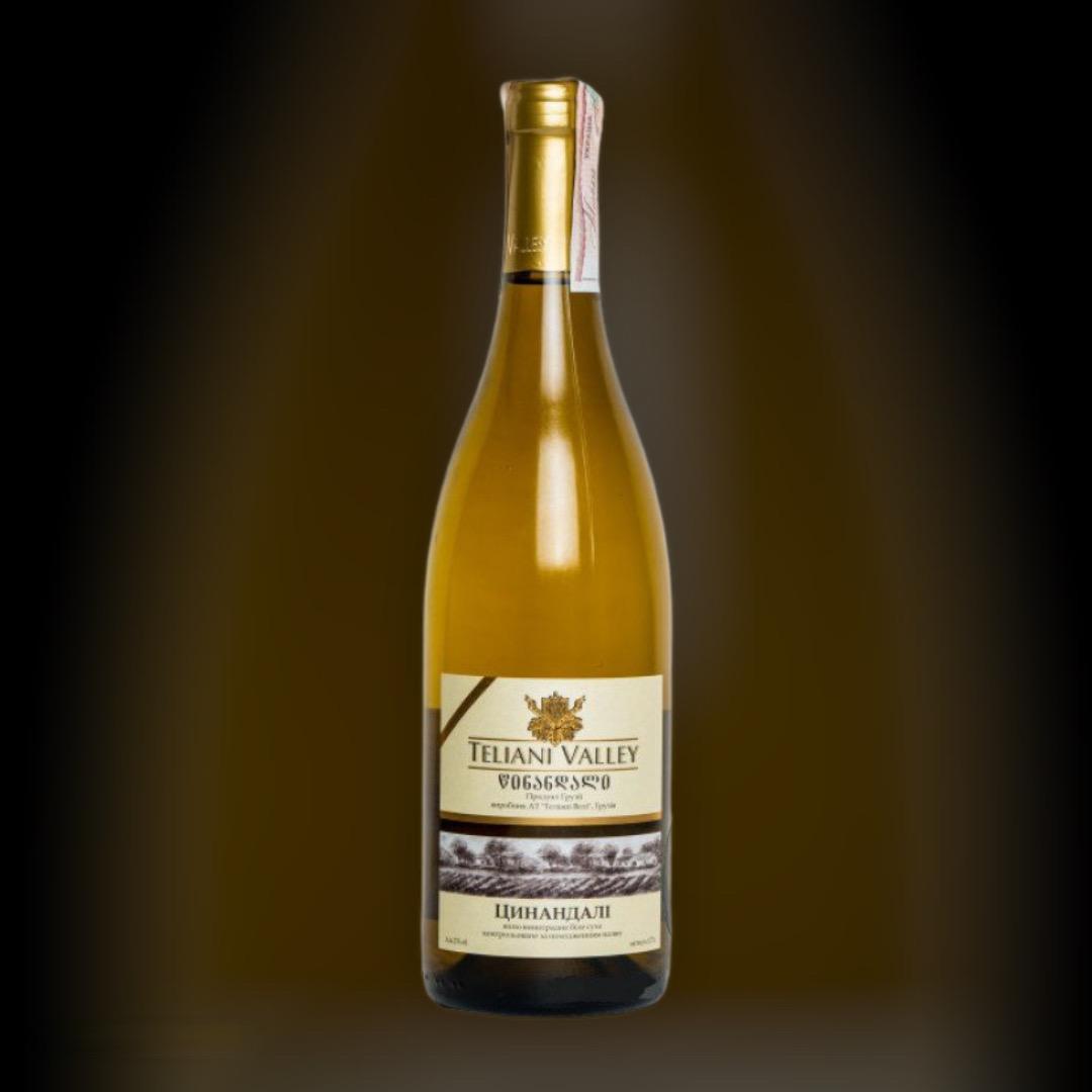 Доставка вина Teliani Valley Цинандали круглосуточно по Киеву