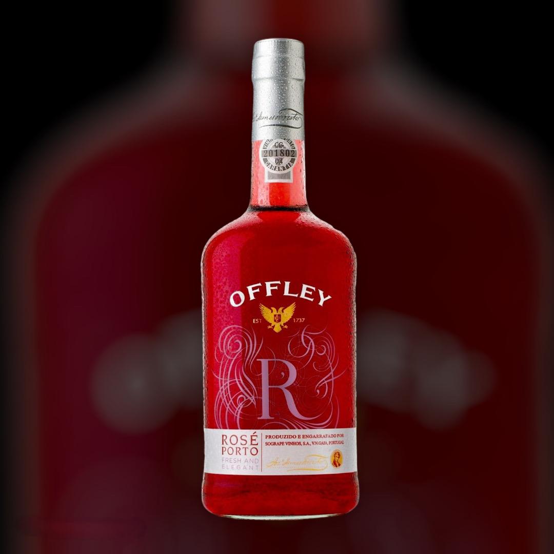 Доставка вина Offley Porto Rose круглосуточно по Киеву