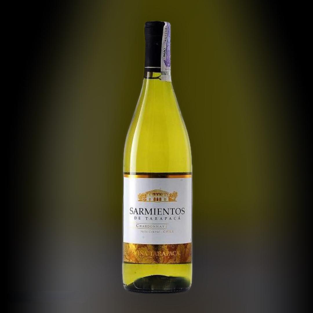 Доставка вина Tarapaca Sarmientos Chardonnay круглосуточно по Киеву