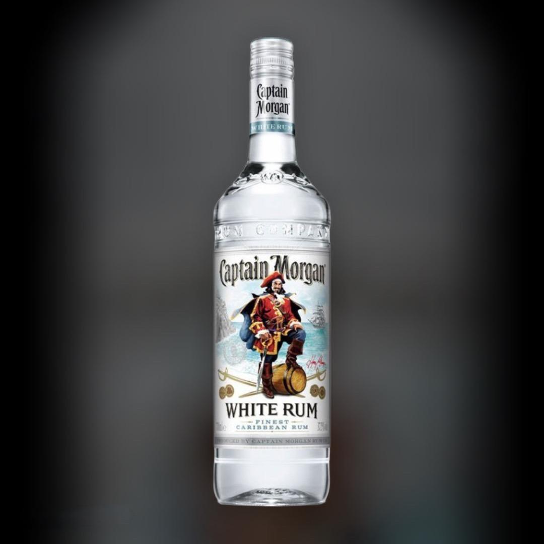 Ром Captain Morgan White 37.5% 0,7 л