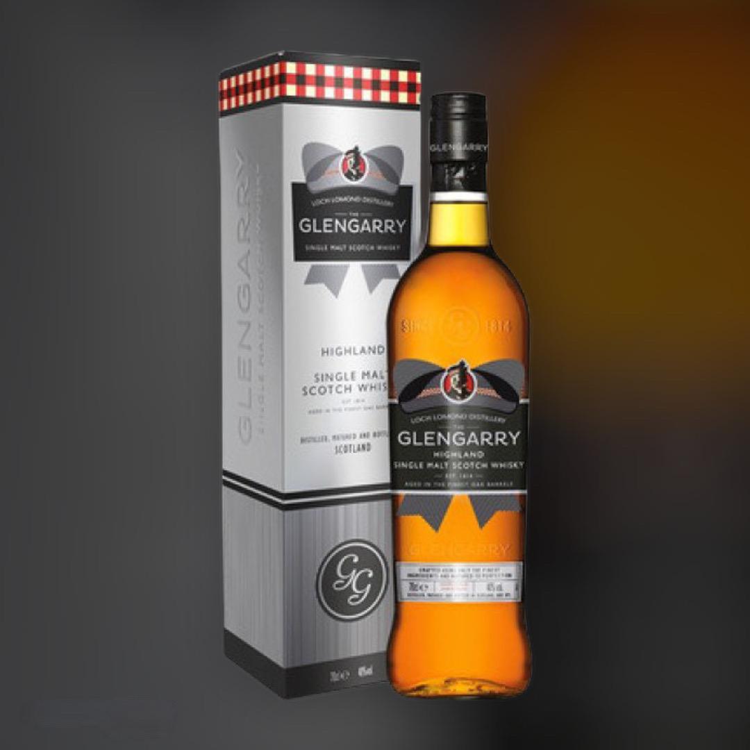 Виски односолодовый Loch Lomond 'The Glengarry', Шотландия 40% 0.7 л