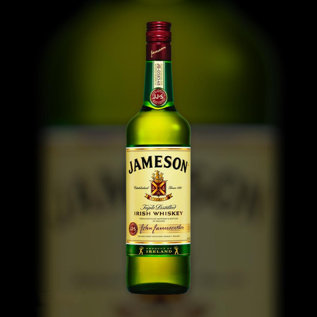 Виски Jameson Irish Whiskey 40% 0,7 л