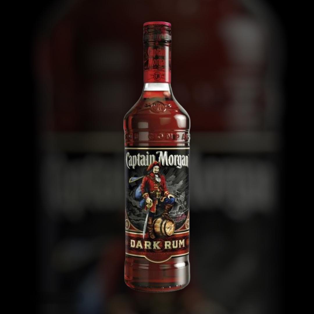 Ром Captain Morgan Dark Rum 40% 0,7 л