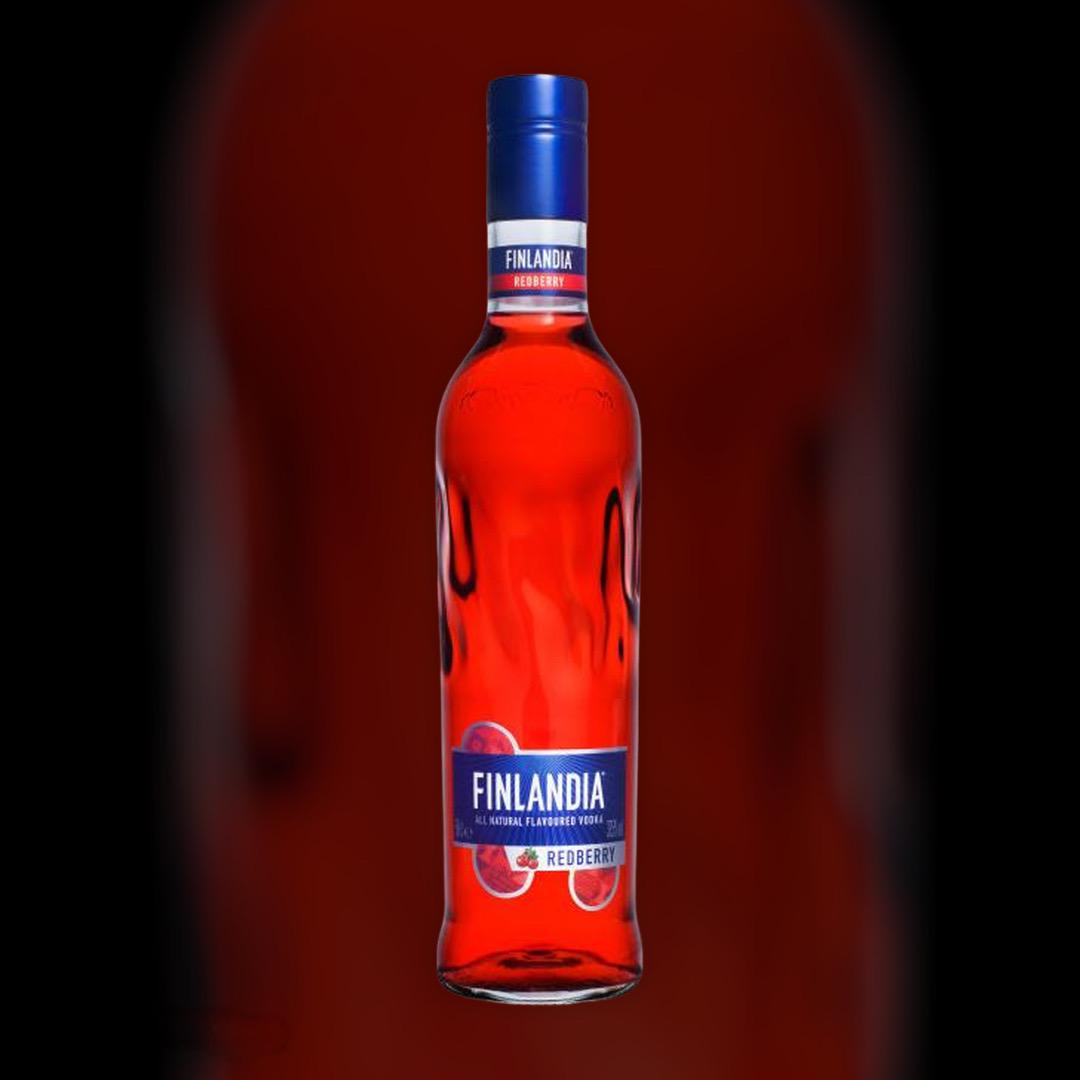 Доставка водки Finlandia Redberry круглосуточно по Киеву
